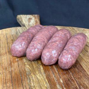 Mangalitza Black Pudding Sausages