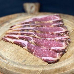 Mangalitza Black Bacon