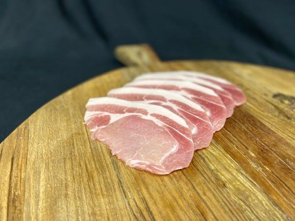 Gloucester Old Spot Dry Cured Bacon