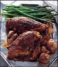 Goosnargh Corn Fed Chicken Thighs Min. 900g+ (4)