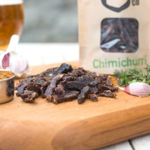 Welsh Wagyu Biltong - Chimichurri - 50g GOLD STAR AWARD WINNER 2018 *