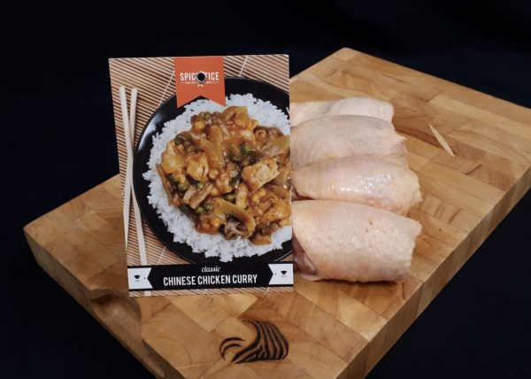 SpiceNtice Chinese Chicken Curry