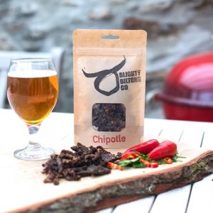 Welsh Wagyu Biltong - Chipotle - 50g GOLD STAR AWARD WINNER 2018 *