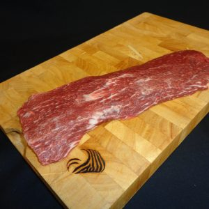 Welsh Wagyu Beef Flat Iron Steak min. 450g - Dry Aged