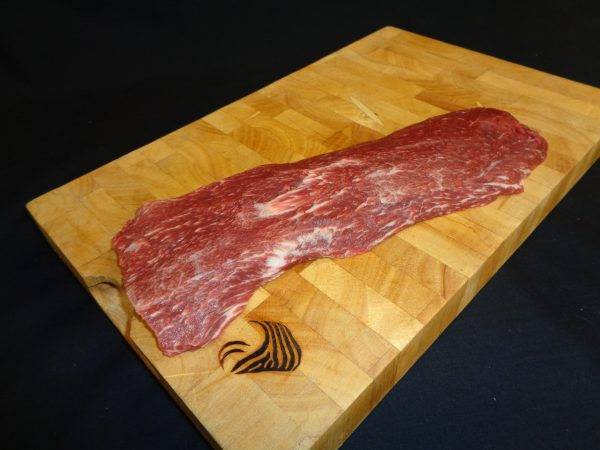 Welsh Wagyu Beef Flat Iron Steak min. 450g - Dry Aged