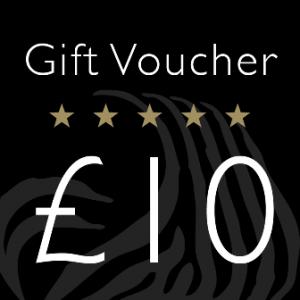 Gift Voucher Value £10.00