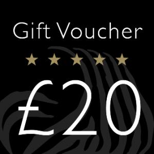 Gift Voucher Value £20.00
