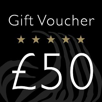 Gift Voucher Value £50.00