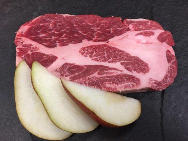 Mangalitza Pork Prime Rib Steak Min. 220g