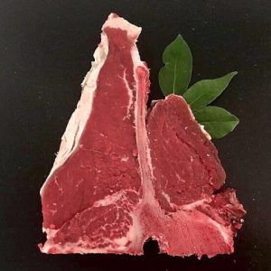 Rose Veal T-Bone Steak Min. 400g