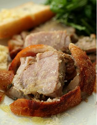 Suckling Pig Half (head and feet removed) Oven Ready - Beautifully Tender and Succulent with Crackling Min. 3.6kg+