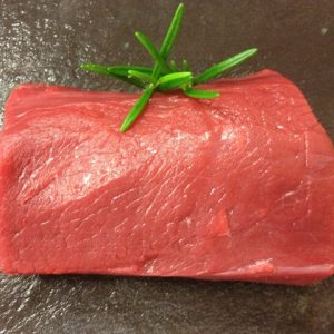 Venison Loin Steak Min. 170g