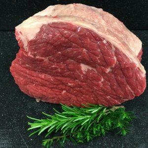 Welsh Wagyu Beef Topside Roasting Joint Min. 500g - Dry Aged