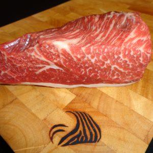 Welsh Wagyu Beef Tri-Tip Steak min. 400g - Dry Aged